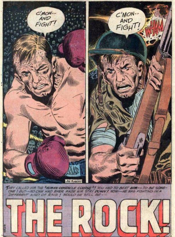 Joe Kubert, G.I. Combat #68