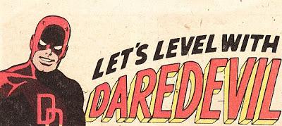 Let's Level With Daredevil!