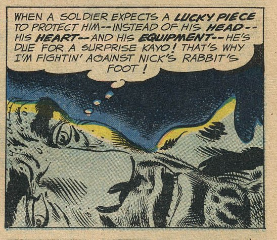 Joe Kubert, Our Army at War #92