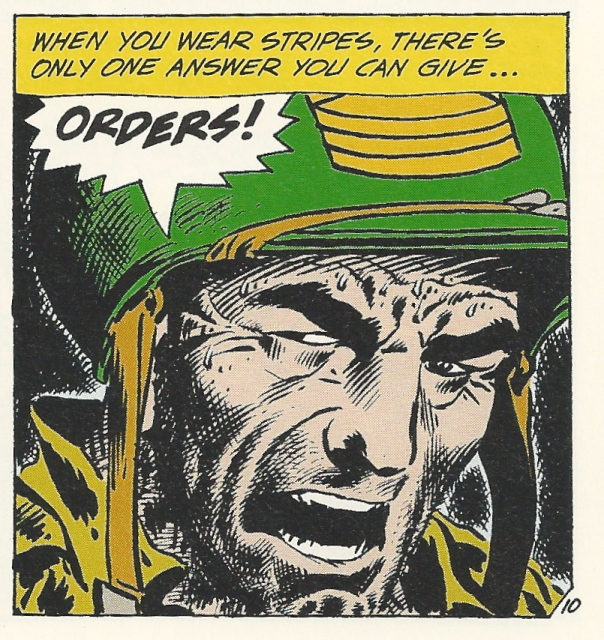 Joe Kubert, Sgt. Rock