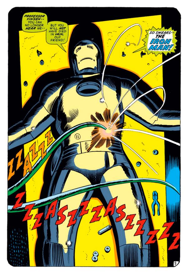 Iron Man!