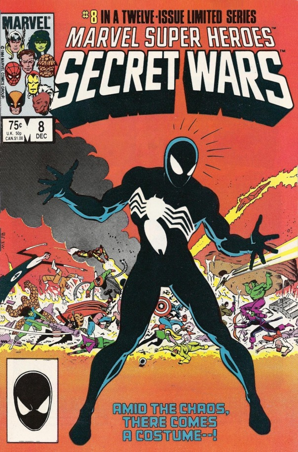 Secret Wars 8cover