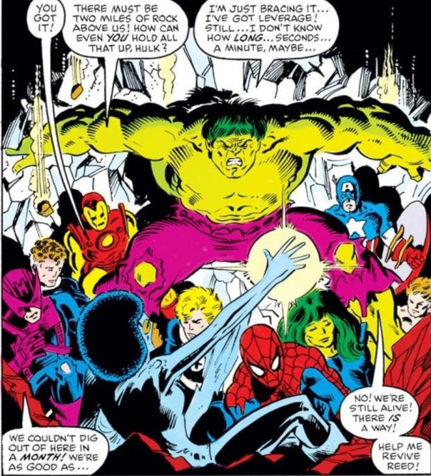 Secret Wars Hulk