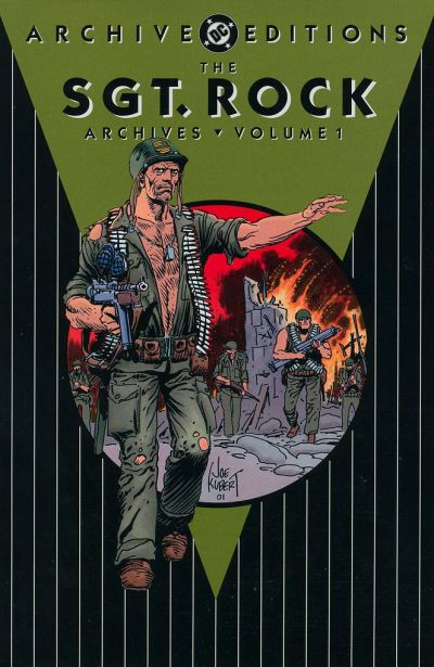 Sgt. Rock Archives, Vol. 1