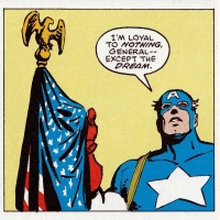 Panel Gallery: Captain America Speeches