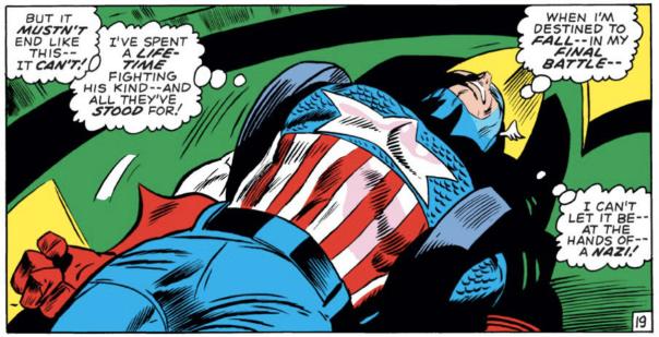 Captain America #131