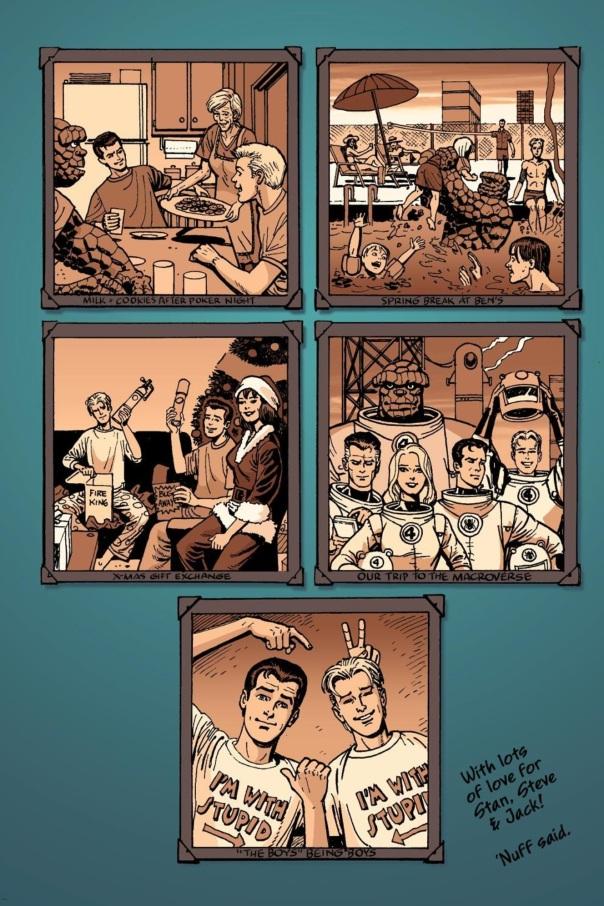 Spider-Man/Human Torch #5/Dan Slott, Ty Templeton, Drew Geraci & Greg Adams