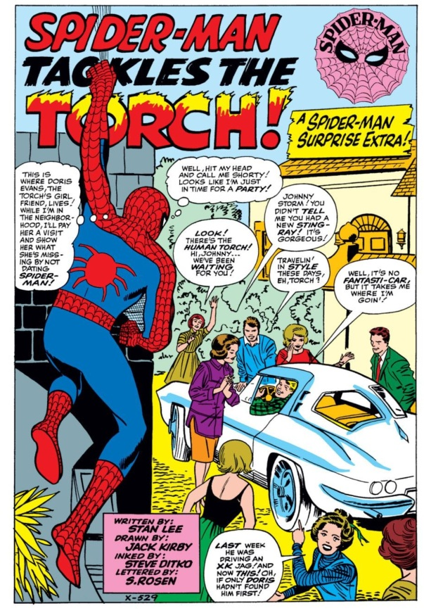 Spidey Torch 10
