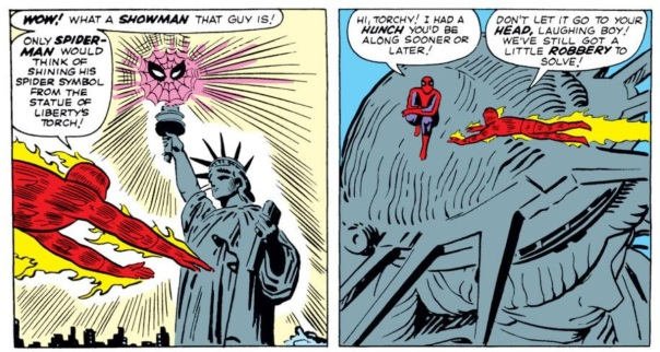 Spidey Torch 11