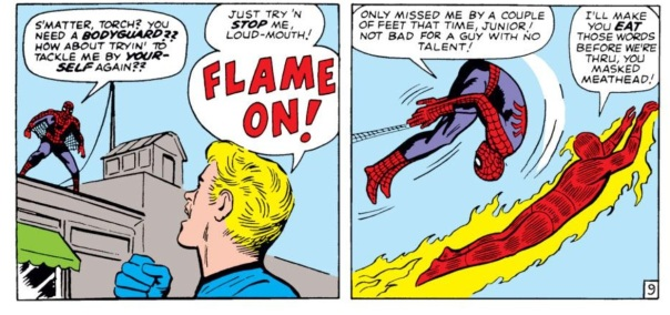 Spidey Torch 12