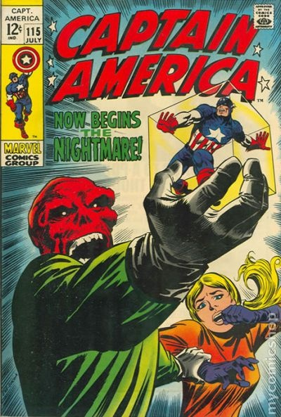 Red Skull Triumphant!