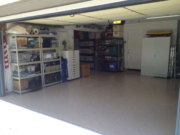 """the """"garage"""" garage"""