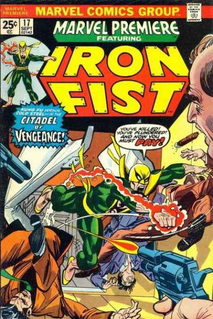 Marvel Premiere #17, Gil Kane