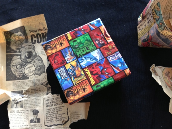 Marvel Box!