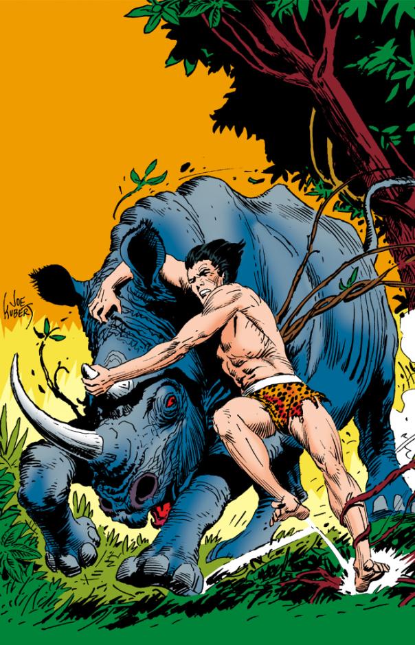 Joe Kubert, Tarzan