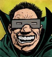 Happy Mole Man
