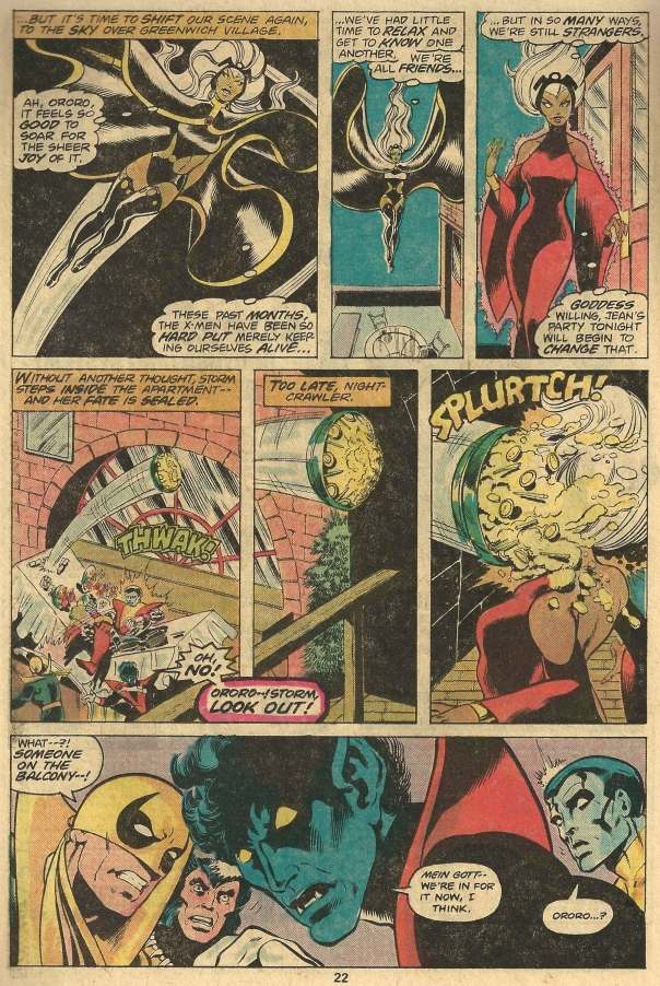 Iron Fist #7, Chris Claremont & John Byrne