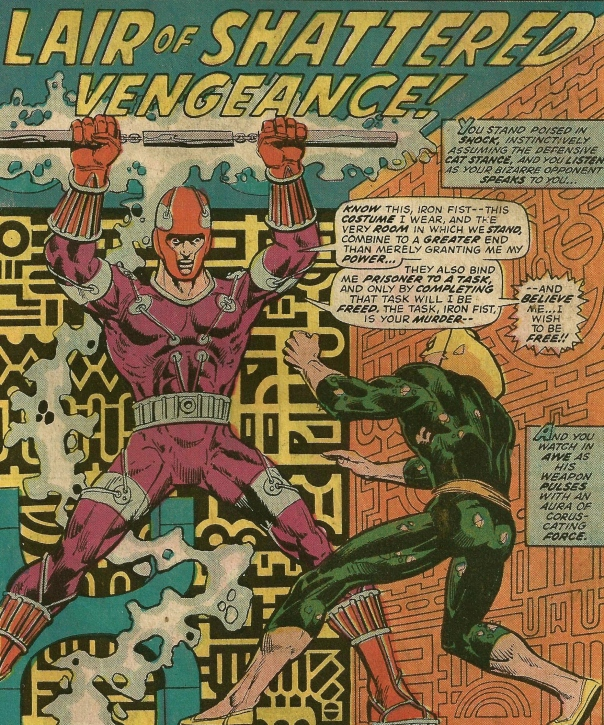 Marvel Premiere #18, Doug Moench and Larry Hama