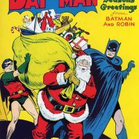 Cover Gallery: DC Superhero Christmas!