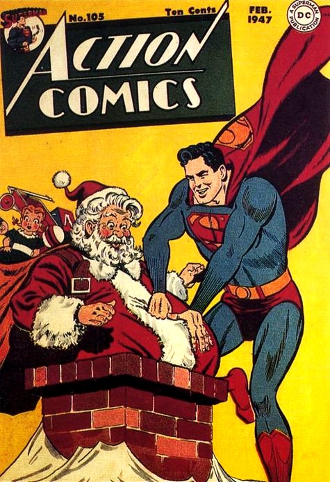 Superhero Christmas