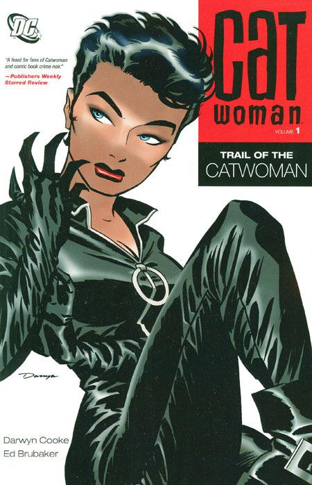 Trail of the Catwoman