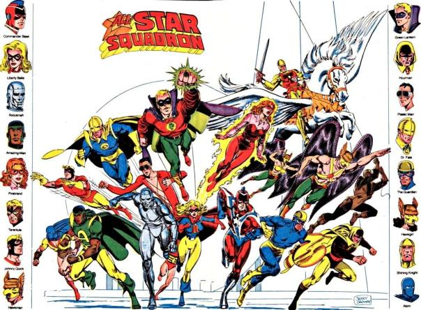 Earth-2 Heroes!