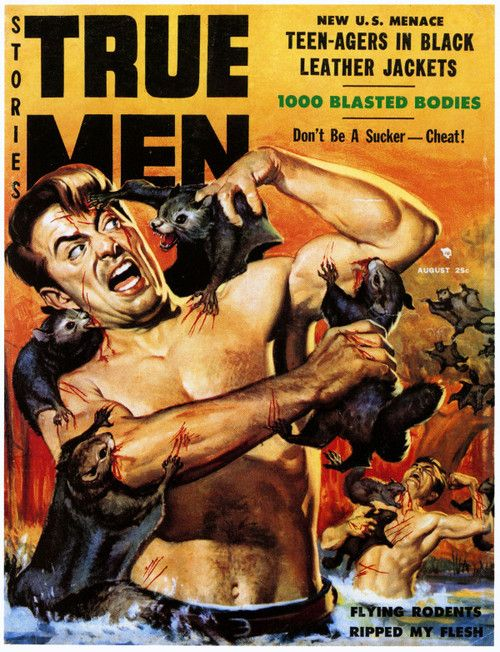 Manly Pulp!