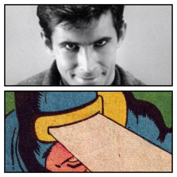 Anthony Perkins IS Cyclops!
