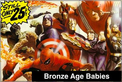 Bronze Age Babies