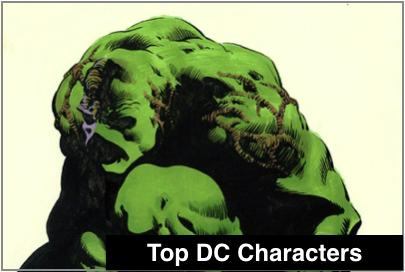 Top 10 DC Characters