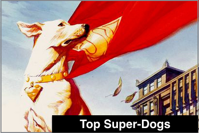 Top 10 Super-Dogs