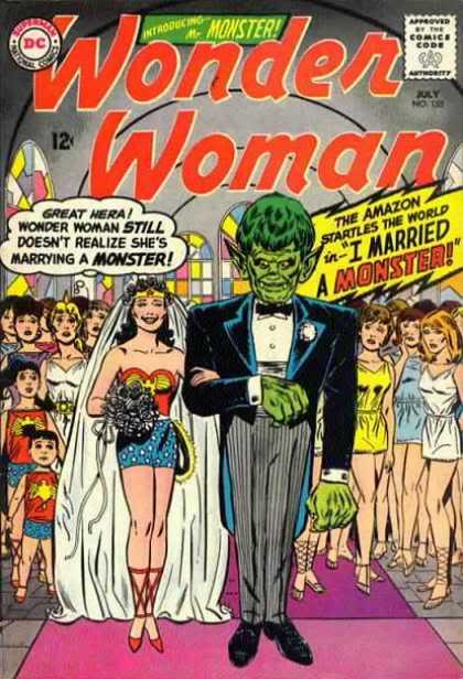Wonder Woman #155