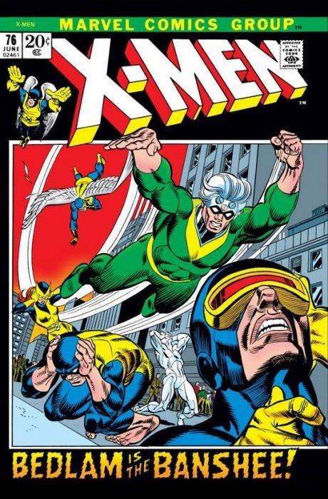 X-Men #76
