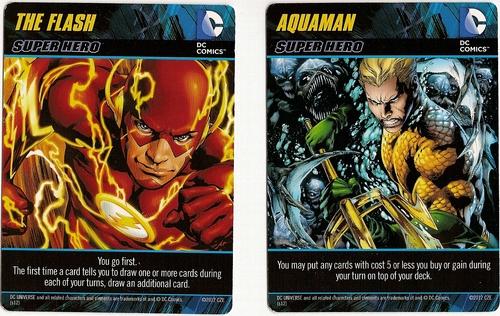 Flash & Aquaman