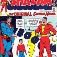 SHAZAM! -- The Power of One Magic Word