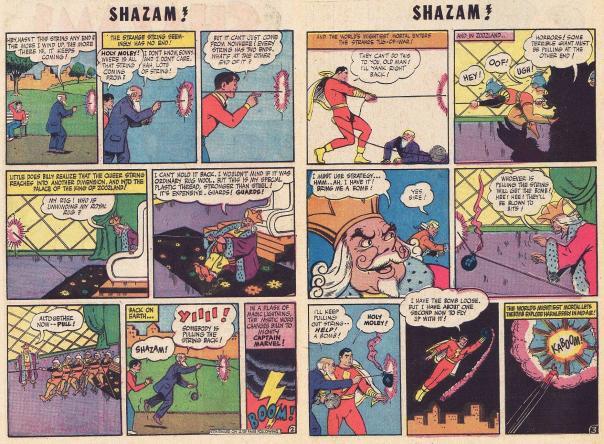 Shazam! #1