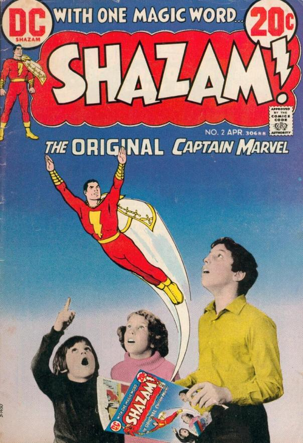 Shazam! #2