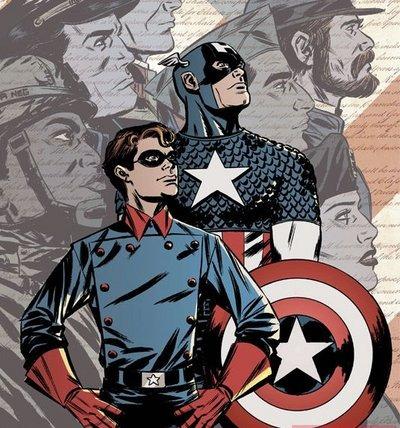 Bucky & Cap