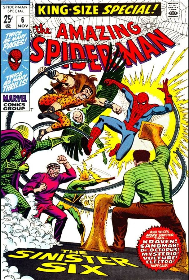 Spectacular Spider-Foes!
