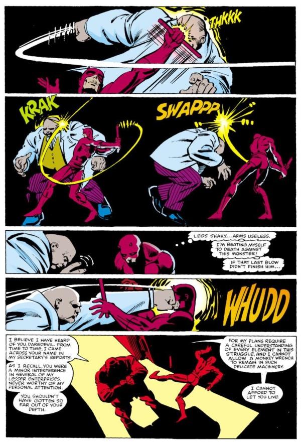 DAREDEVIL la télékinésie Médium! Marvel Legends 2 Pack effets Prof x Jean Grey