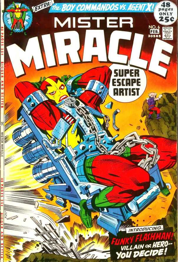 Mister Miracle!