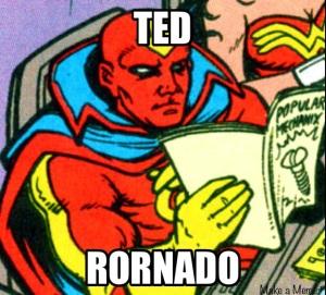 Ted Rornado