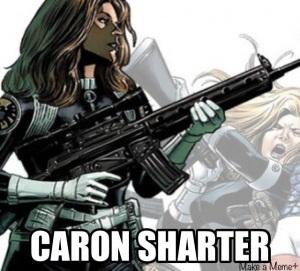 Caron Sharter