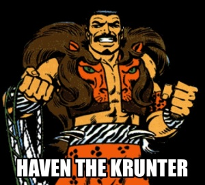 Haven The Krunter