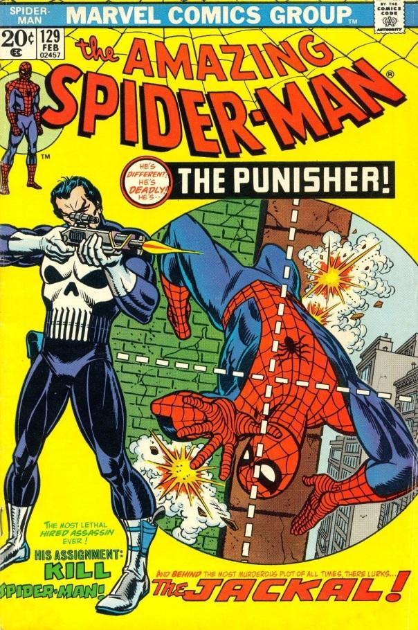 Amazing Spider-Man #129