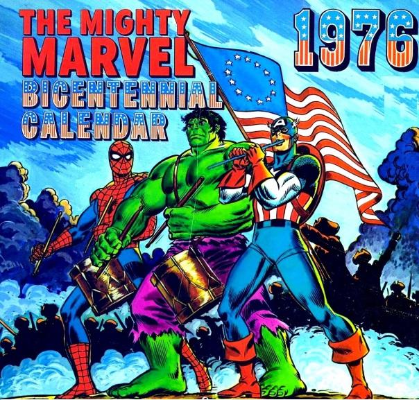 Marvel Patriots