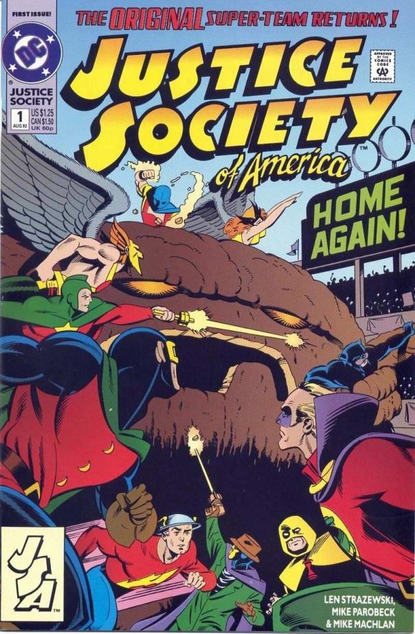 Justice Society!