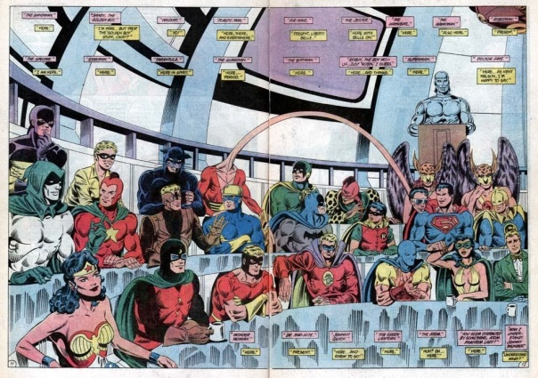 All-Star Squadron!