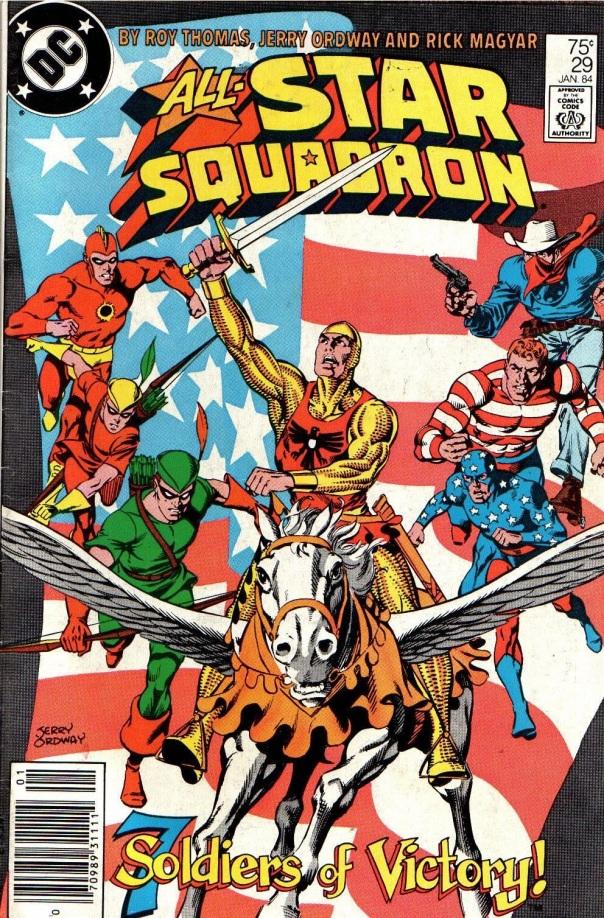 All-Star Squadron!
