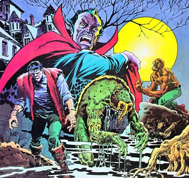 Marvel Monsters by Mike Ploog